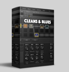 AX8 - 'Cleans & Blues' pack