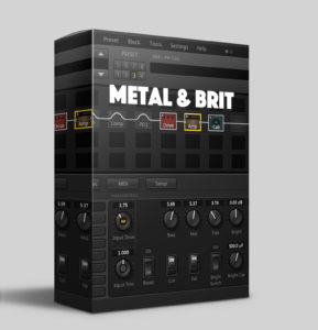 AX8 - 'Metal & Brit' pack