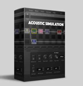 Axe-Fx II - 'Acoustic simulation' pack