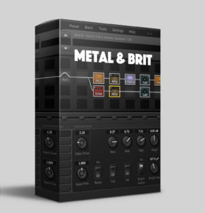 Axe-Fx II - 'Metal & Brit' pack