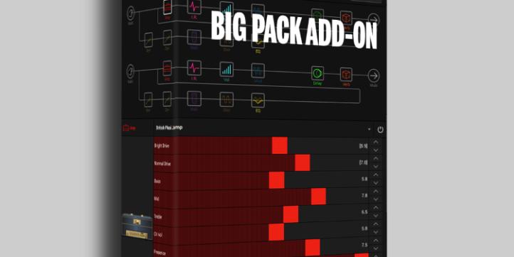 Helix - Big pack add-on - Fremen Presets