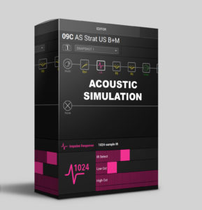 Helix - 'Acoustic simulation' pack