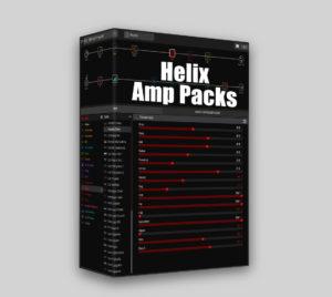 Line 6 Helix Amp-Packs - Fremen Presets